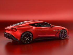 Ver foto 4 de Aston Martin Vanquish Zagato Concept 2016
