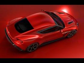 Ver foto 3 de Aston Martin Vanquish Zagato Concept 2016