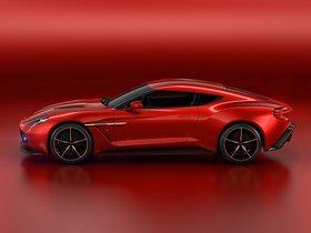 Ver foto 2 de Aston Martin Vanquish Zagato Concept 2016