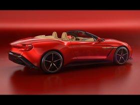 Ver foto 10 de Aston Martin Vanquish Zagato Volante 2017