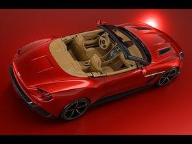 Ver foto 4 de Aston Martin Vanquish Zagato Volante 2017