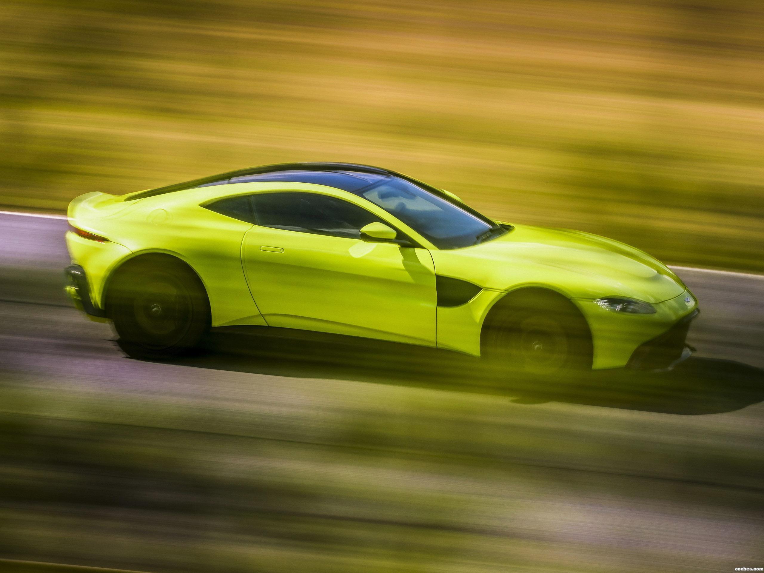 Foto 15 de Aston Martin Vantage 2018
