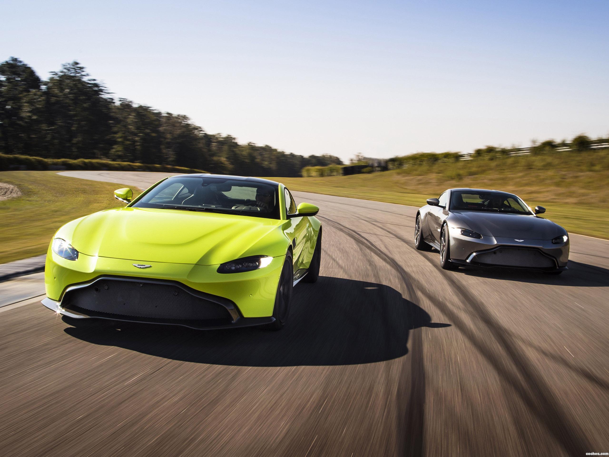 Foto 13 de Aston Martin Vantage 2018