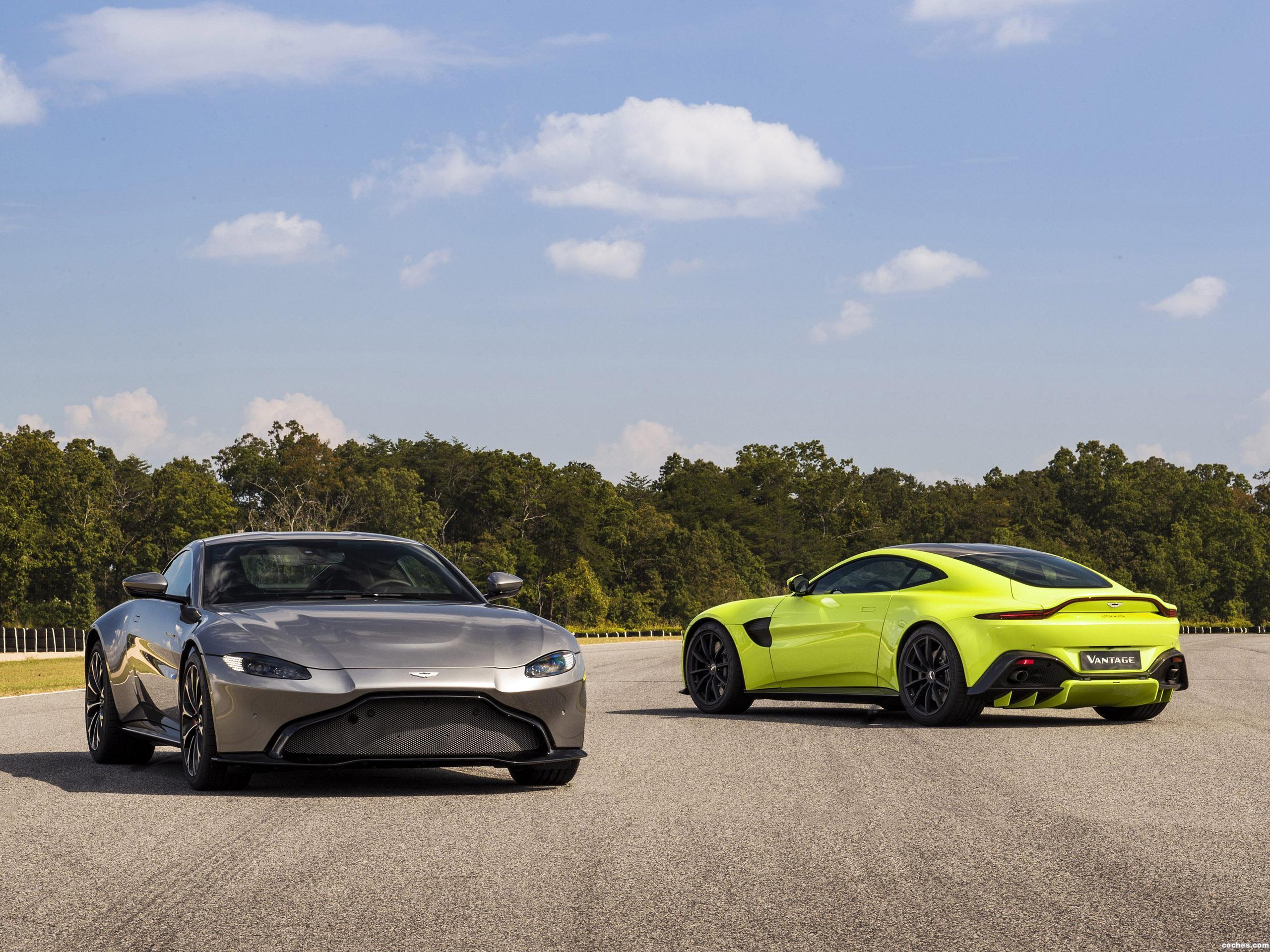 Foto 12 de Aston Martin Vantage 2018