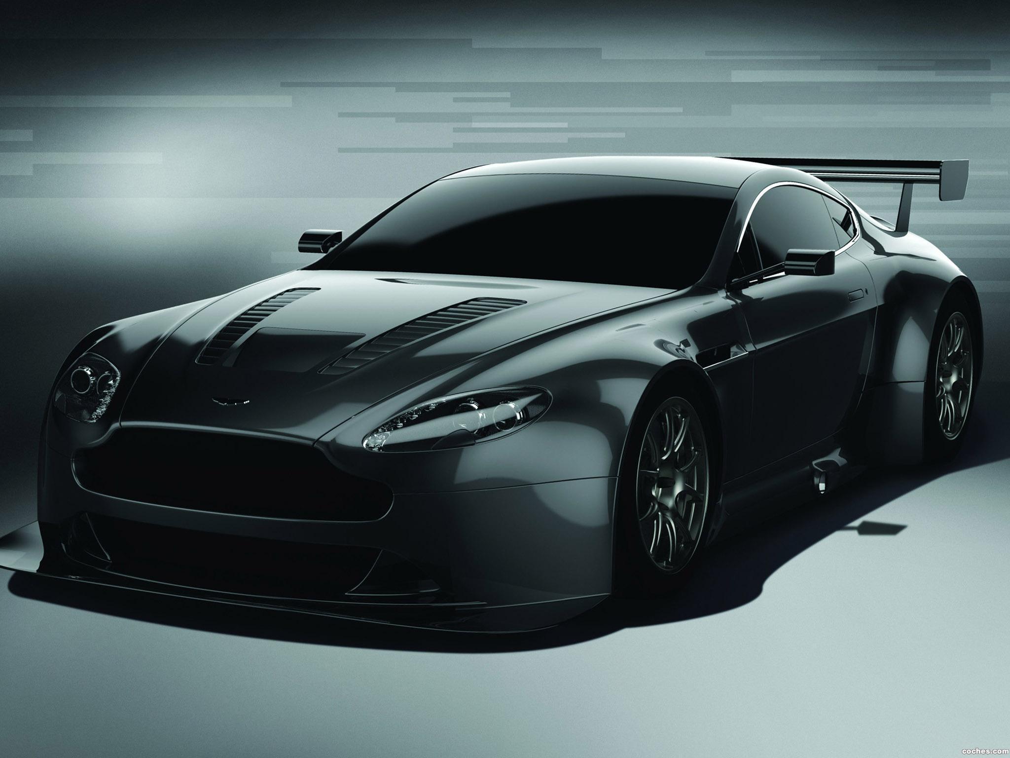 Foto 0 de Aston Martin V12 Vantage GT3 2011