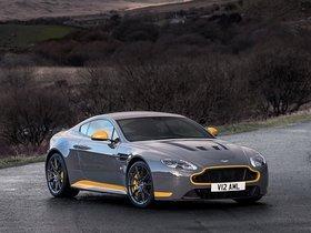 Ver foto 2 de Aston Martin Vanquish S UK 2016