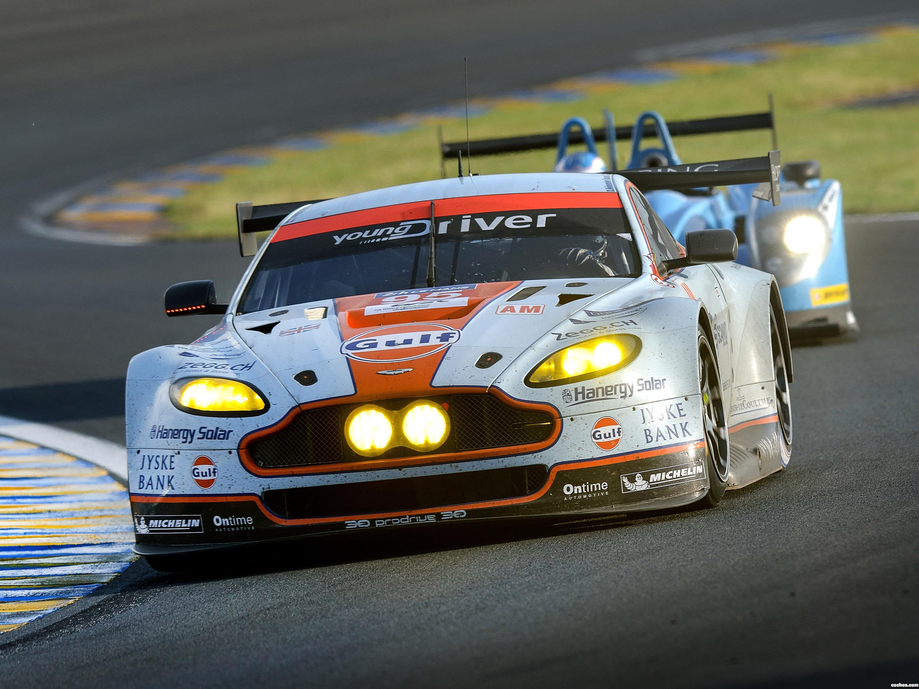 Foto 0 de Aston Martin V8 Vantage GTE 2014