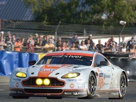 Ver foto 2 de Aston Martin V8 Vantage GTE 2014