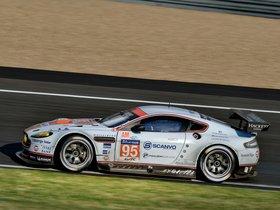 Ver foto 9 de Aston Martin V8 Vantage GTE 2014