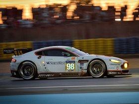 Ver foto 8 de Aston Martin V8 Vantage GTE 2014