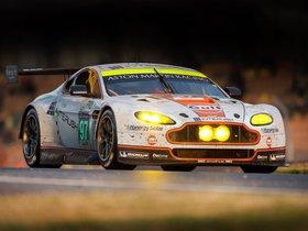 Ver foto 7 de Aston Martin V8 Vantage GTE 2014