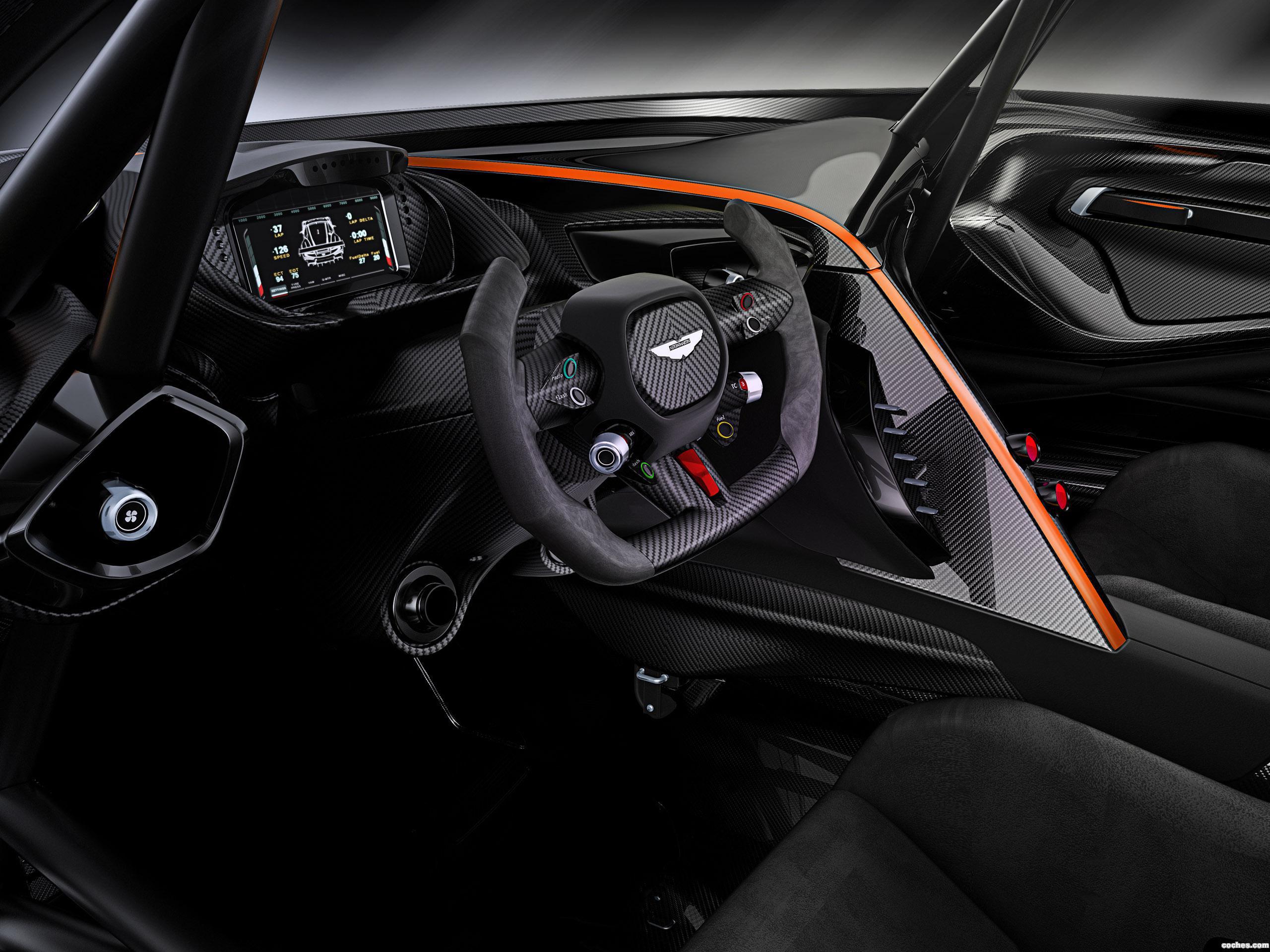 Foto 13 de Aston Martin Vulcan 2015