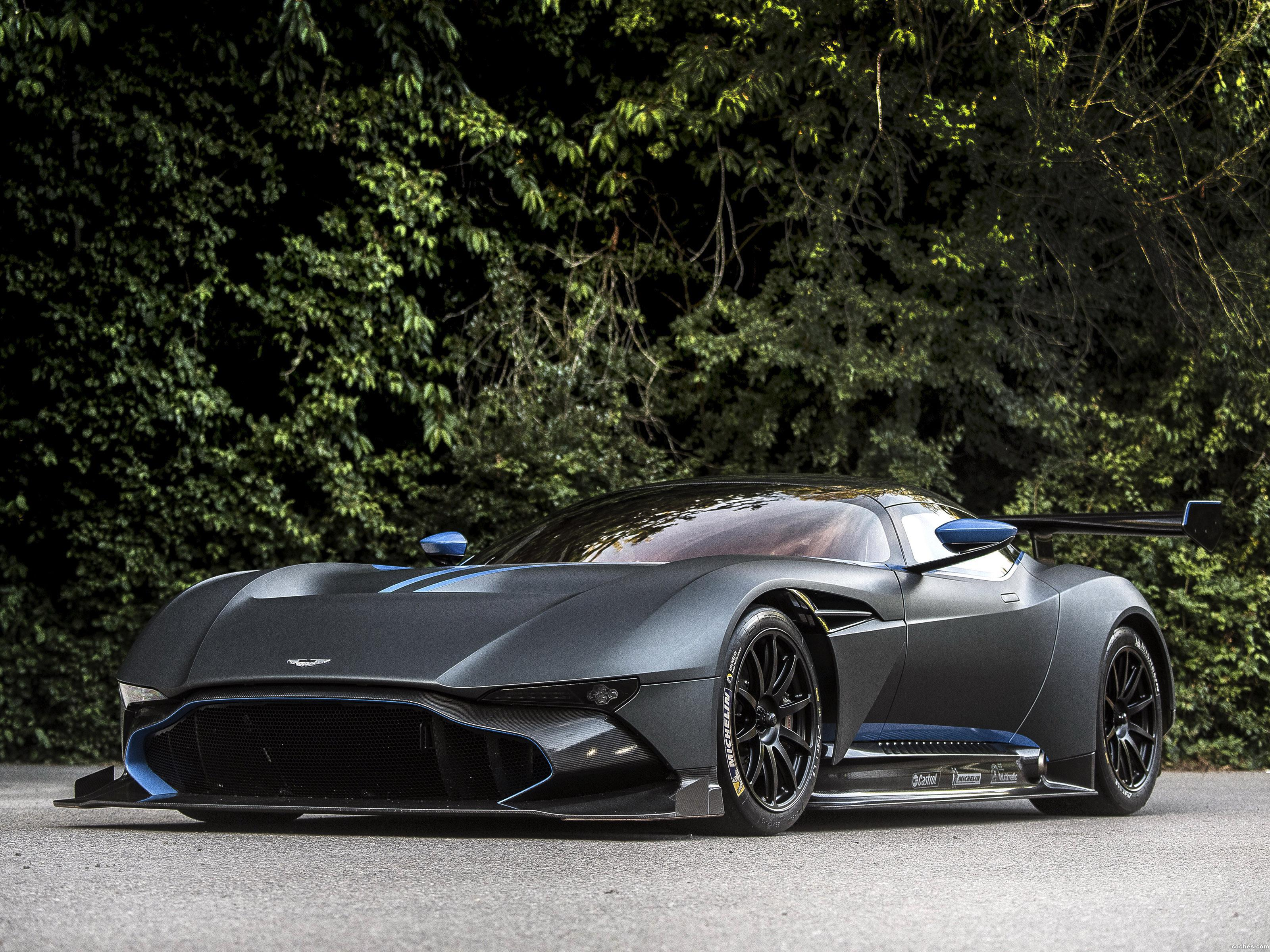 Foto 0 de Aston Martin Vulcan 2015