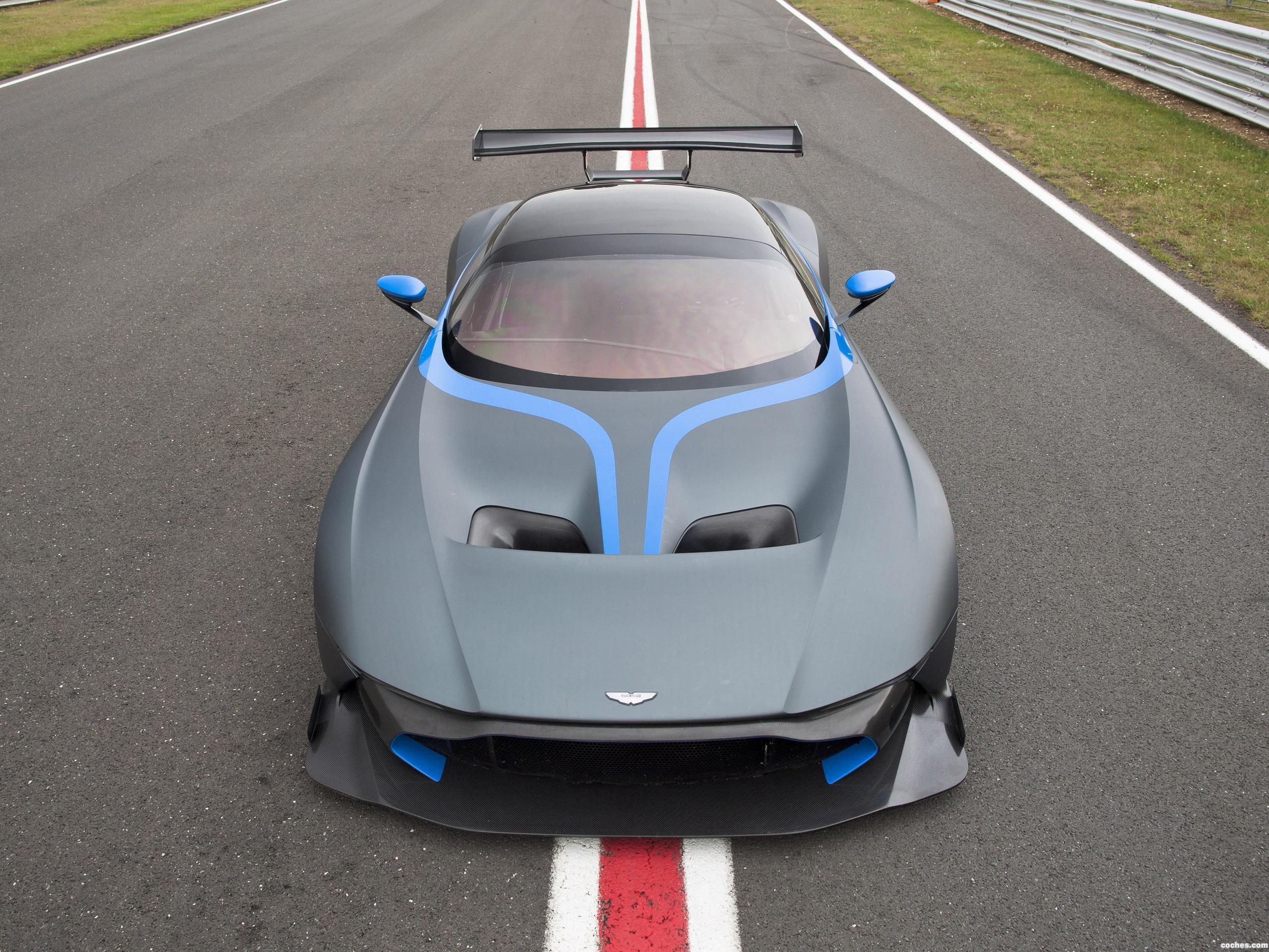 Foto 22 de Aston Martin Vulcan 2015