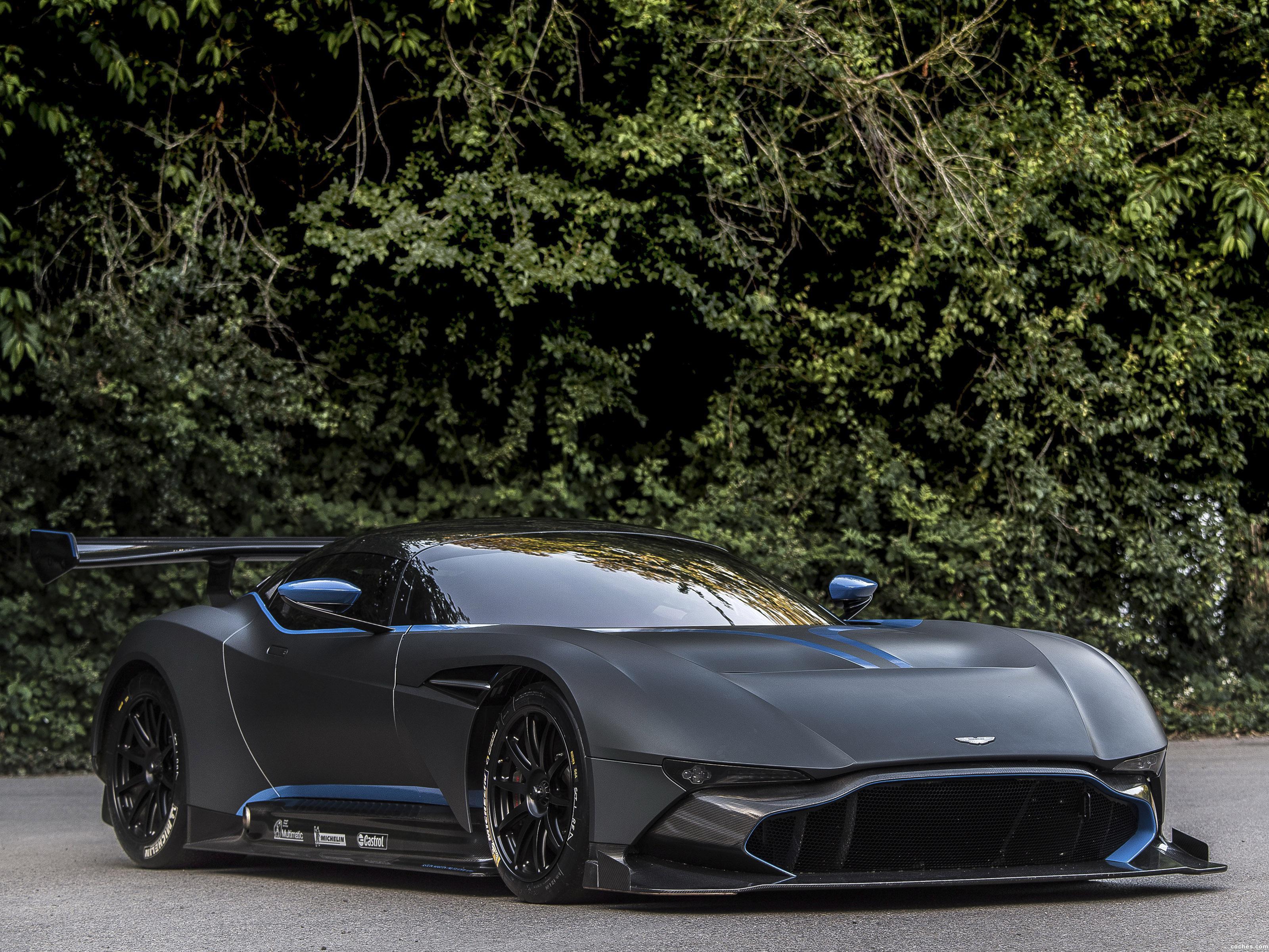 Foto 14 de Aston Martin Vulcan 2015
