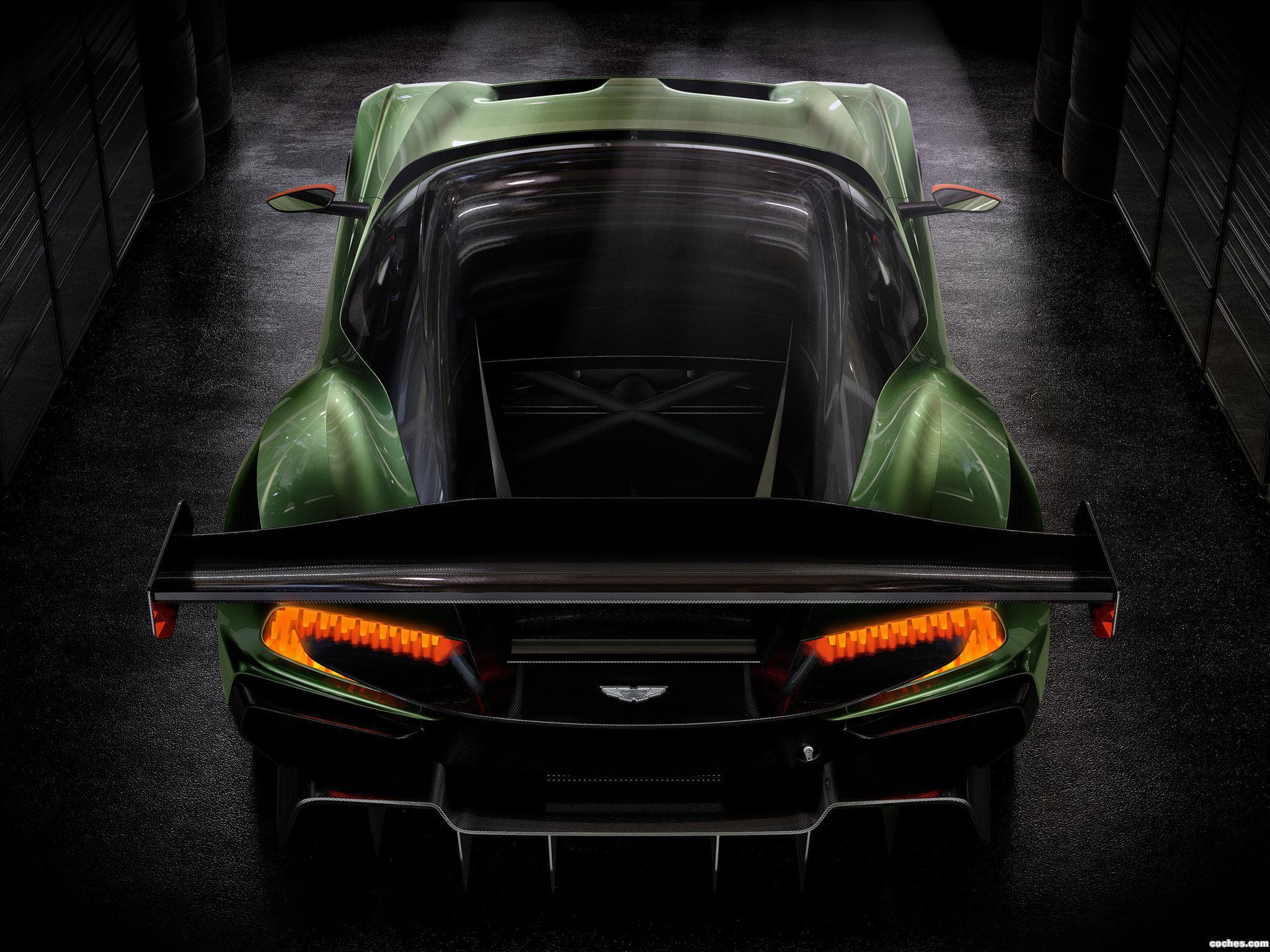 Foto 11 de Aston Martin Vulcan 2015