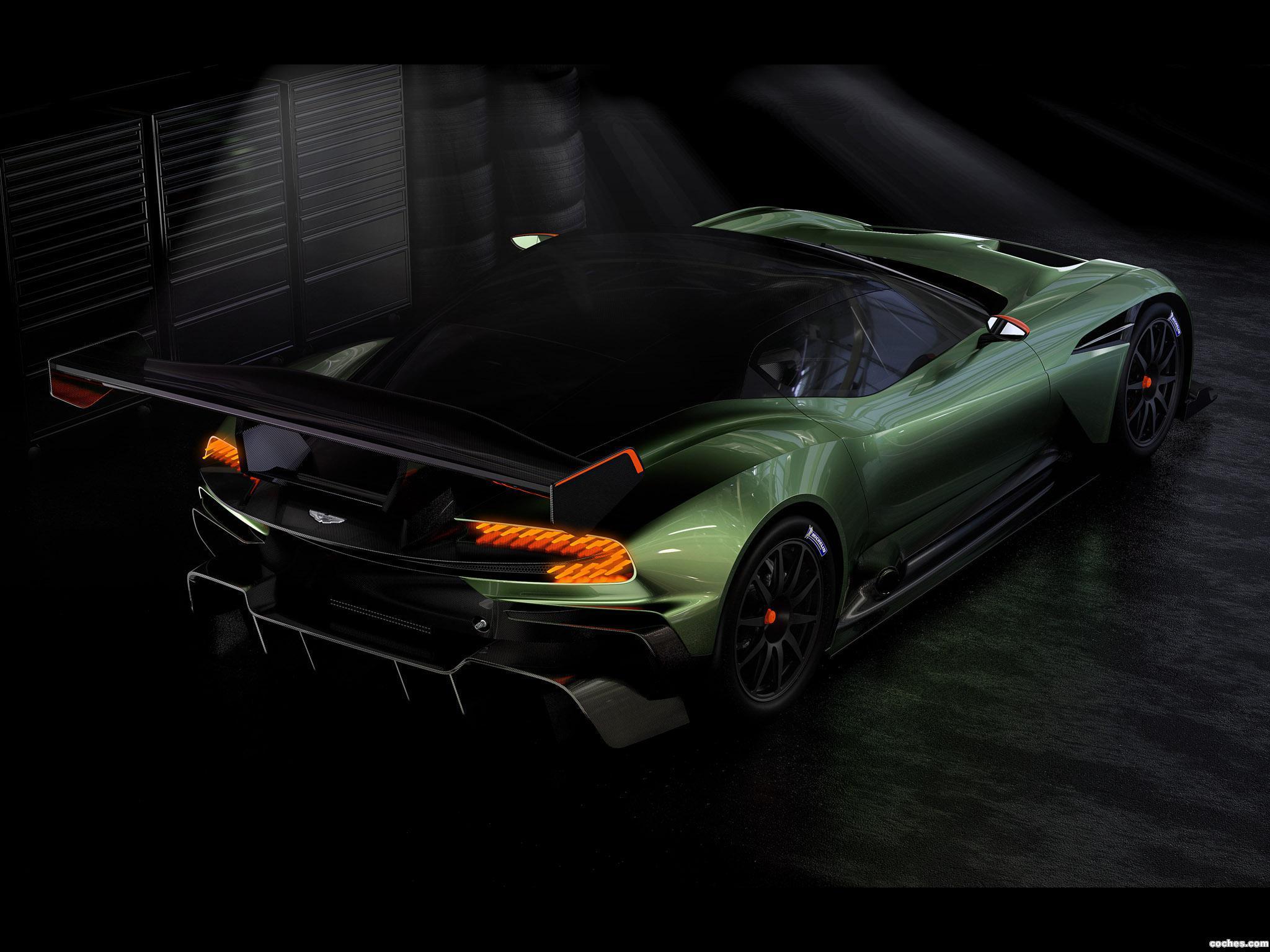 Foto 10 de Aston Martin Vulcan 2015