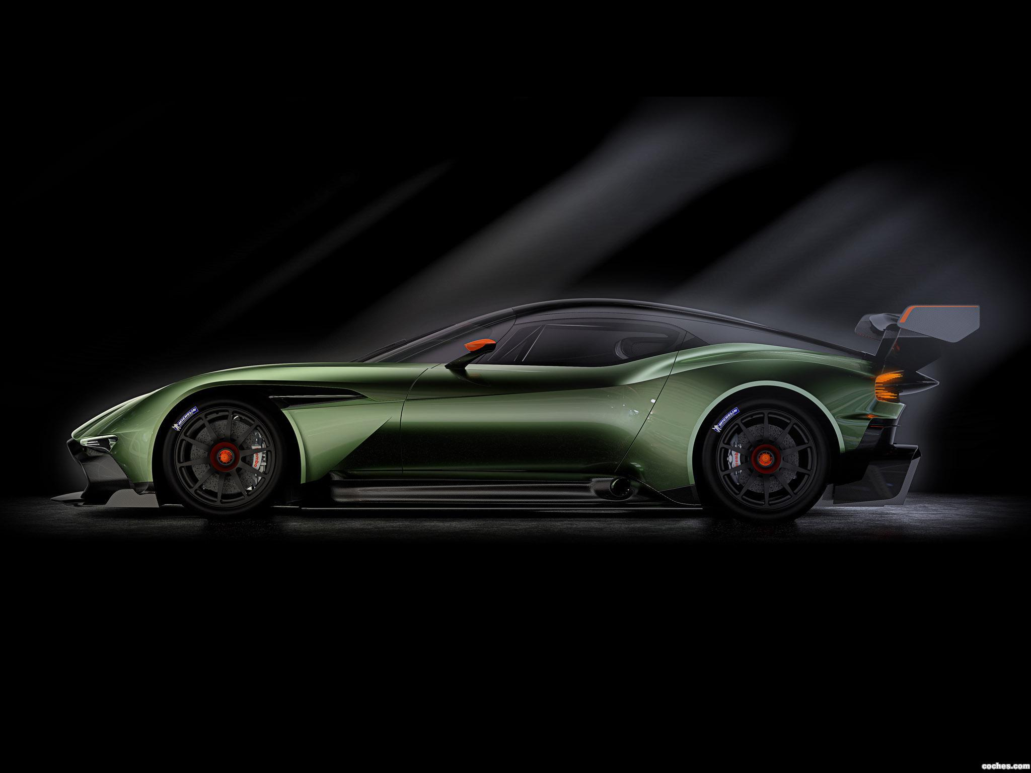 Foto 8 de Aston Martin Vulcan 2015