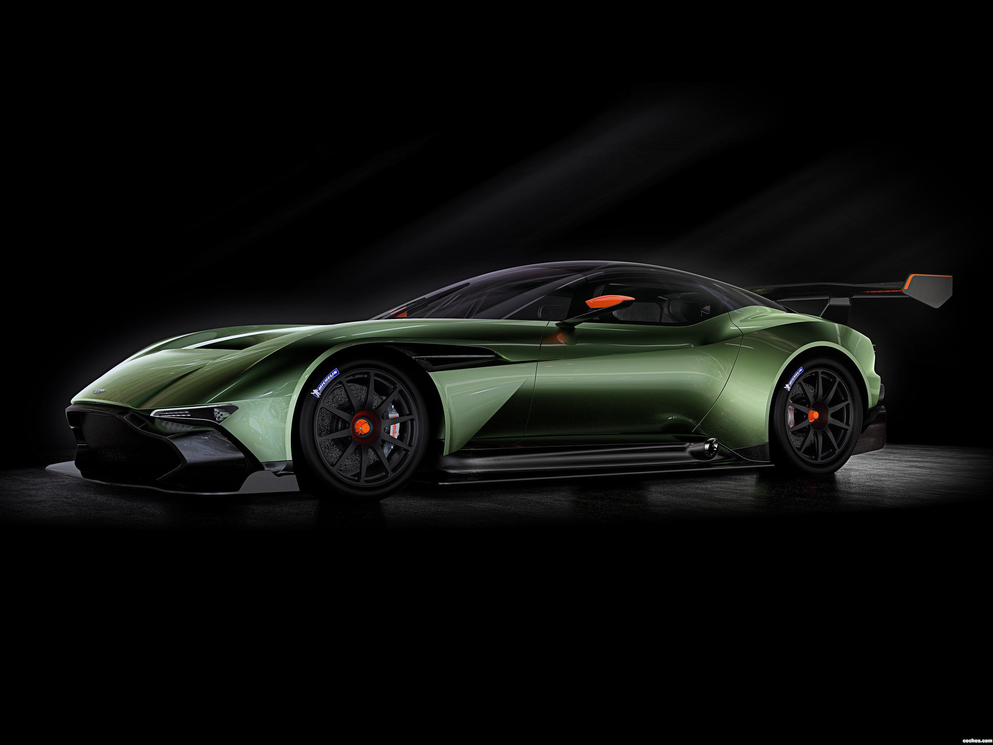 Foto 7 de Aston Martin Vulcan 2015