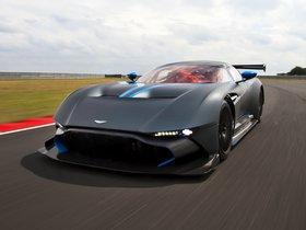 Ver foto 2 de Aston Martin Vulcan 2015