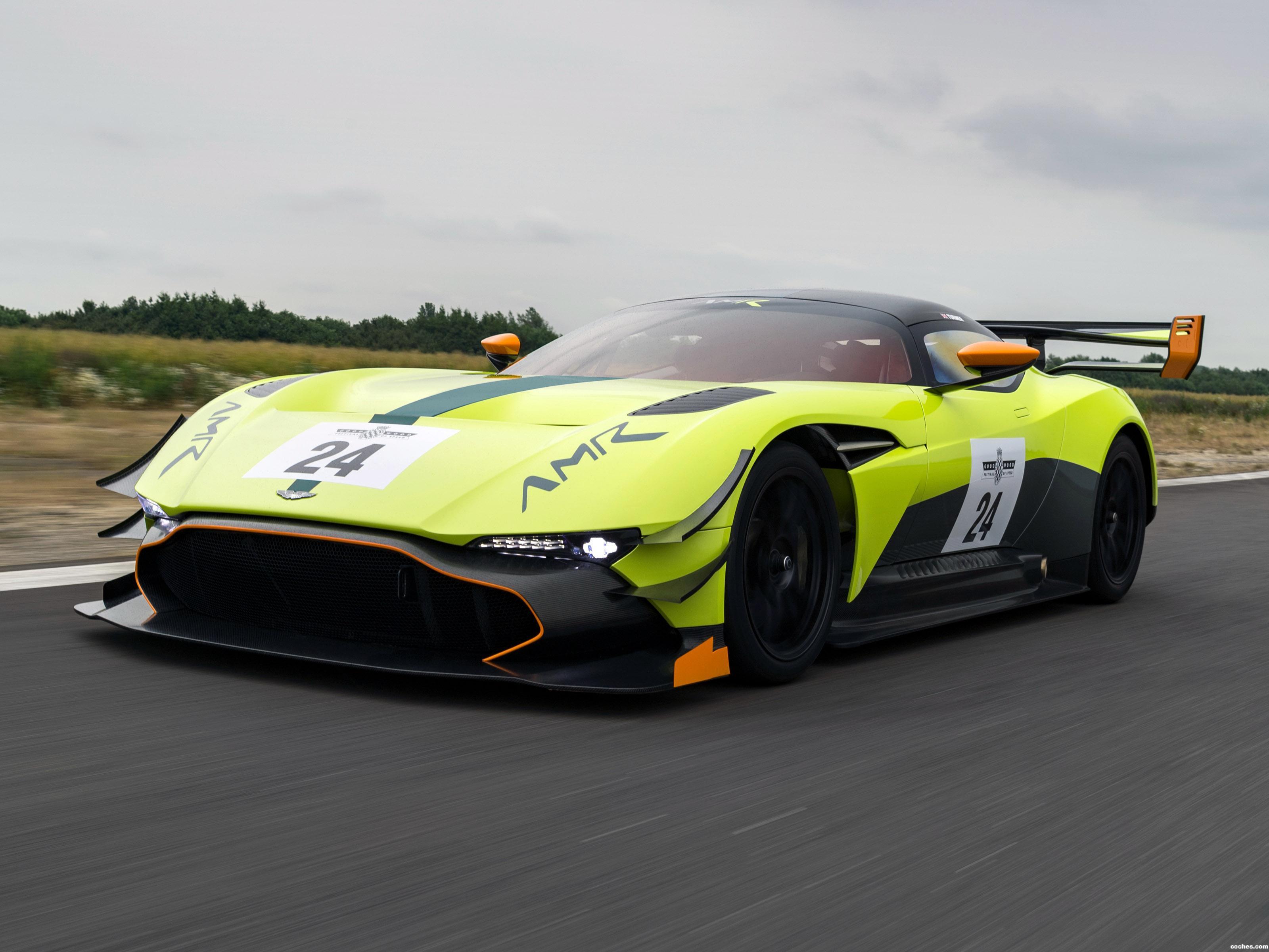 Foto 0 de Aston Martin Vulcan AMR Pro 2017