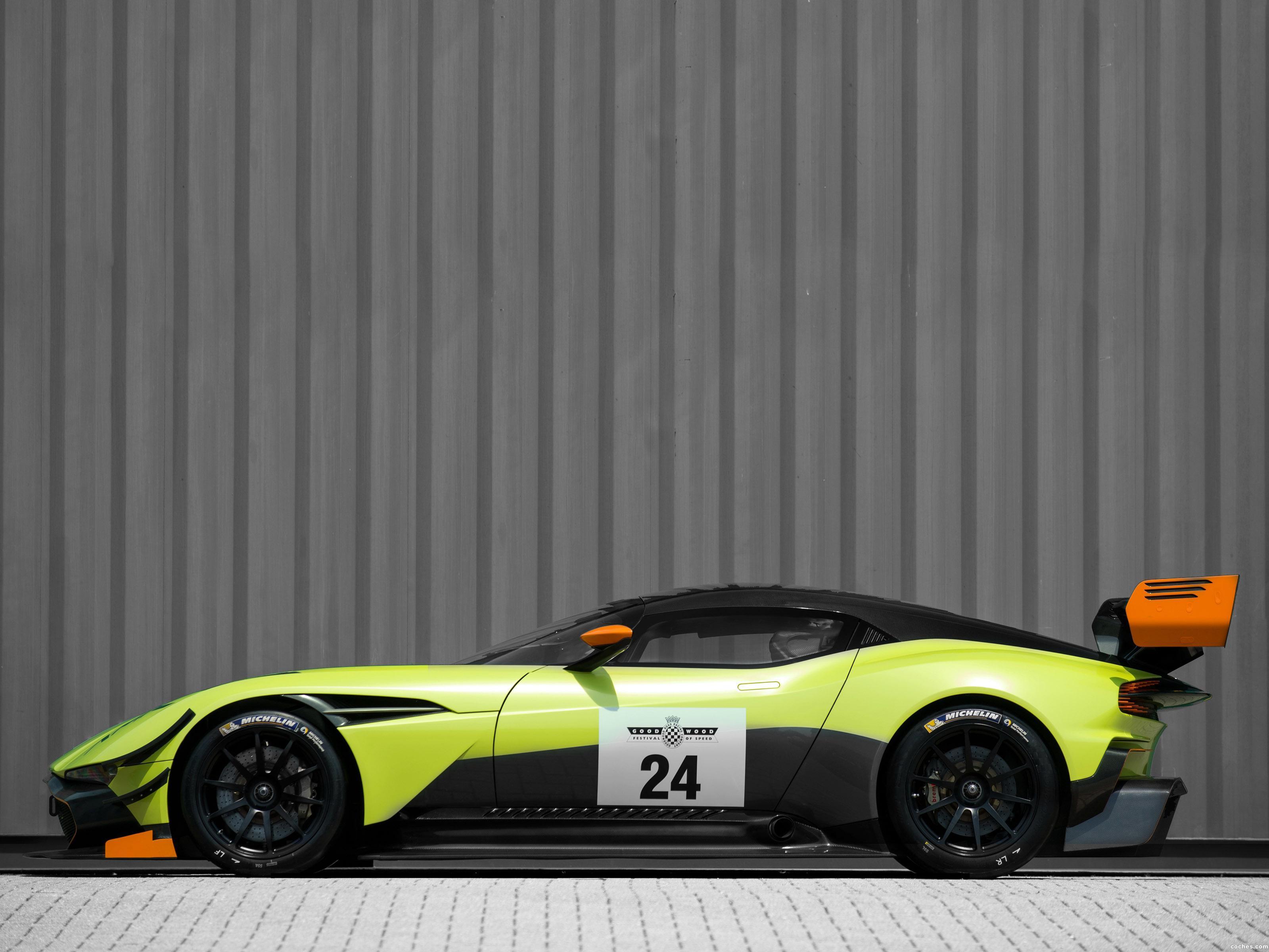 Foto 10 de Aston Martin Vulcan AMR Pro 2017