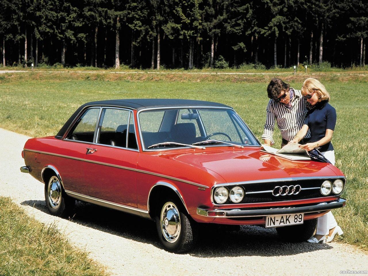 Foto 0 de Audi 100 1968