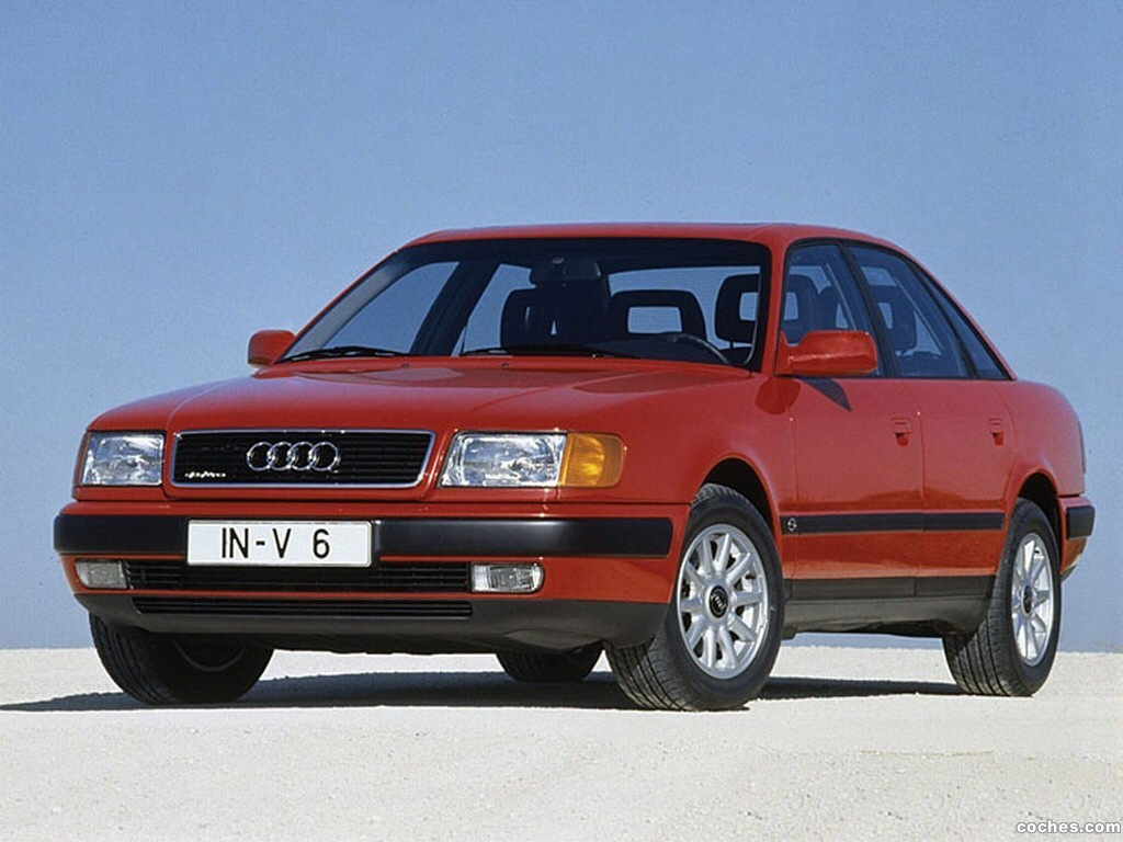 Foto 0 de Audi 100 1990