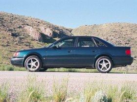 Ver foto 3 de Audi 100 1990