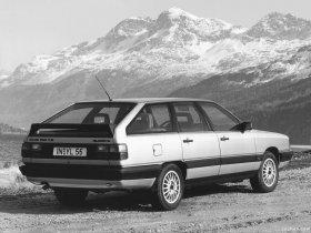 Ver foto 3 de Audi 100 Avant 1982
