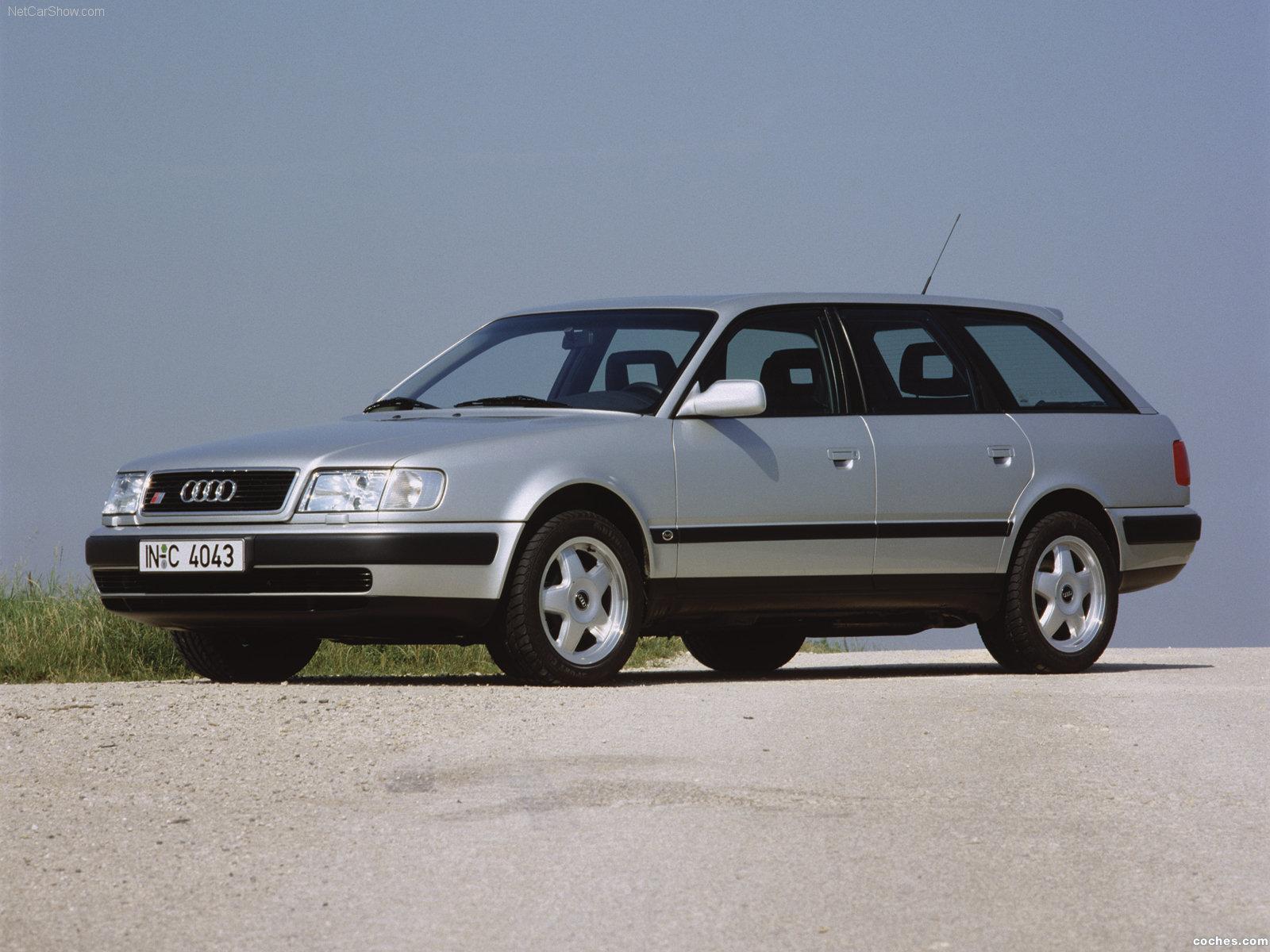 Foto 0 de Audi 100 Avant 1991