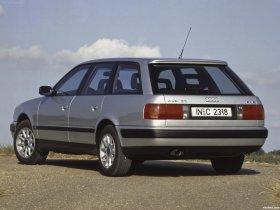 Ver foto 5 de Audi 100 Avant 1991