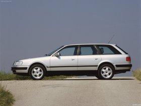 Ver foto 4 de Audi 100 Avant 1991