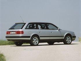 Ver foto 3 de Audi 100 Avant 1991