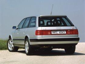 Ver foto 2 de Audi 100 Avant 1991