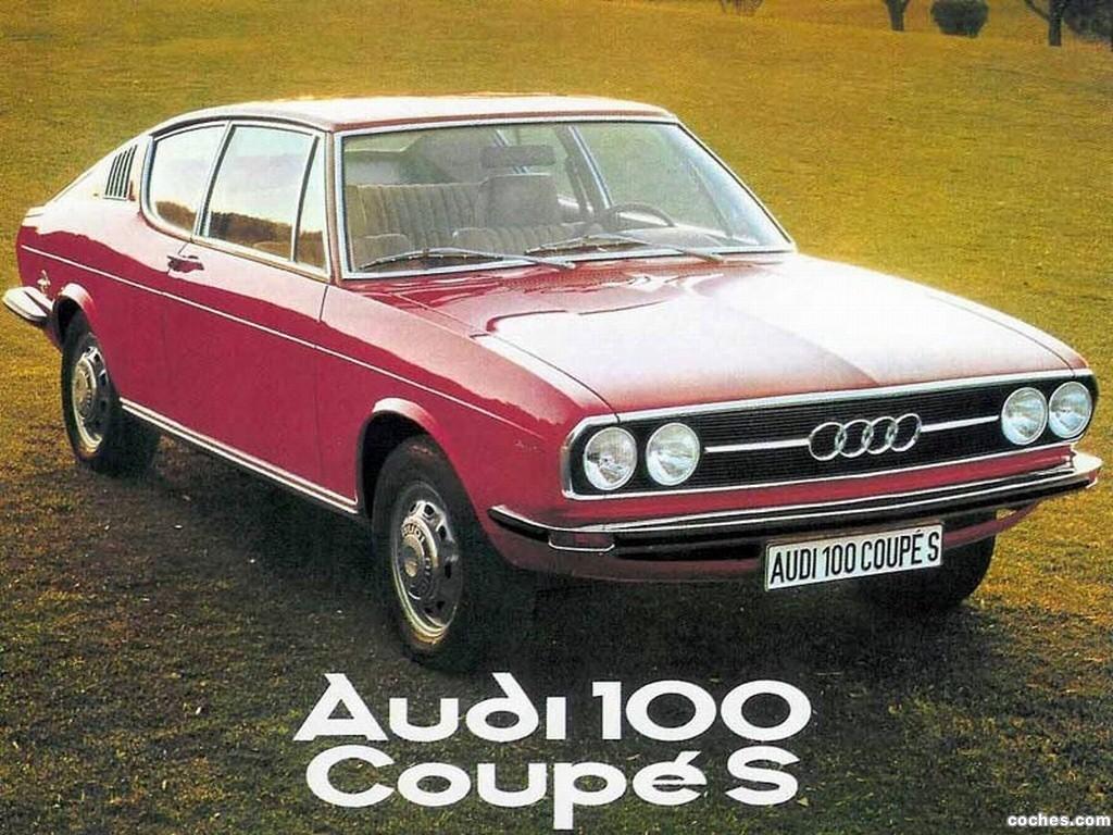 Foto 0 de Audi 100 Coupe S 1970