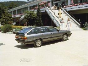 Ver foto 3 de Audi 200 Quattro Avant 1983