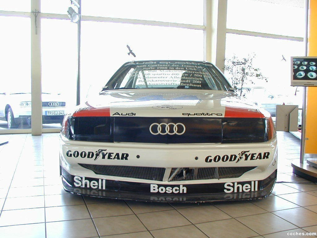 Foto 0 de Audi 200 Quattro Trans Am Race Car 1989