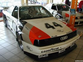 Ver foto 2 de Audi 200 Quattro Trans Am Race Car 1989