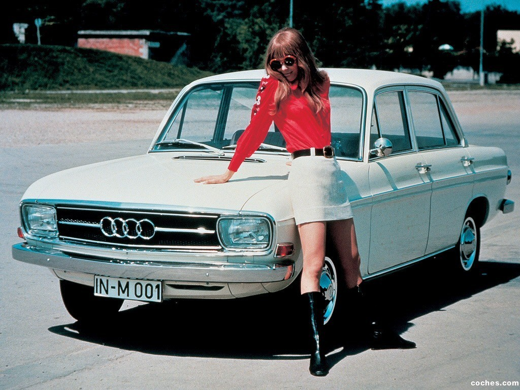 Fotografía de Audi 60