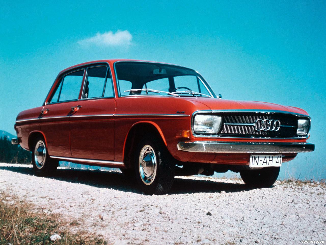 Foto 0 de Audi 60 1965