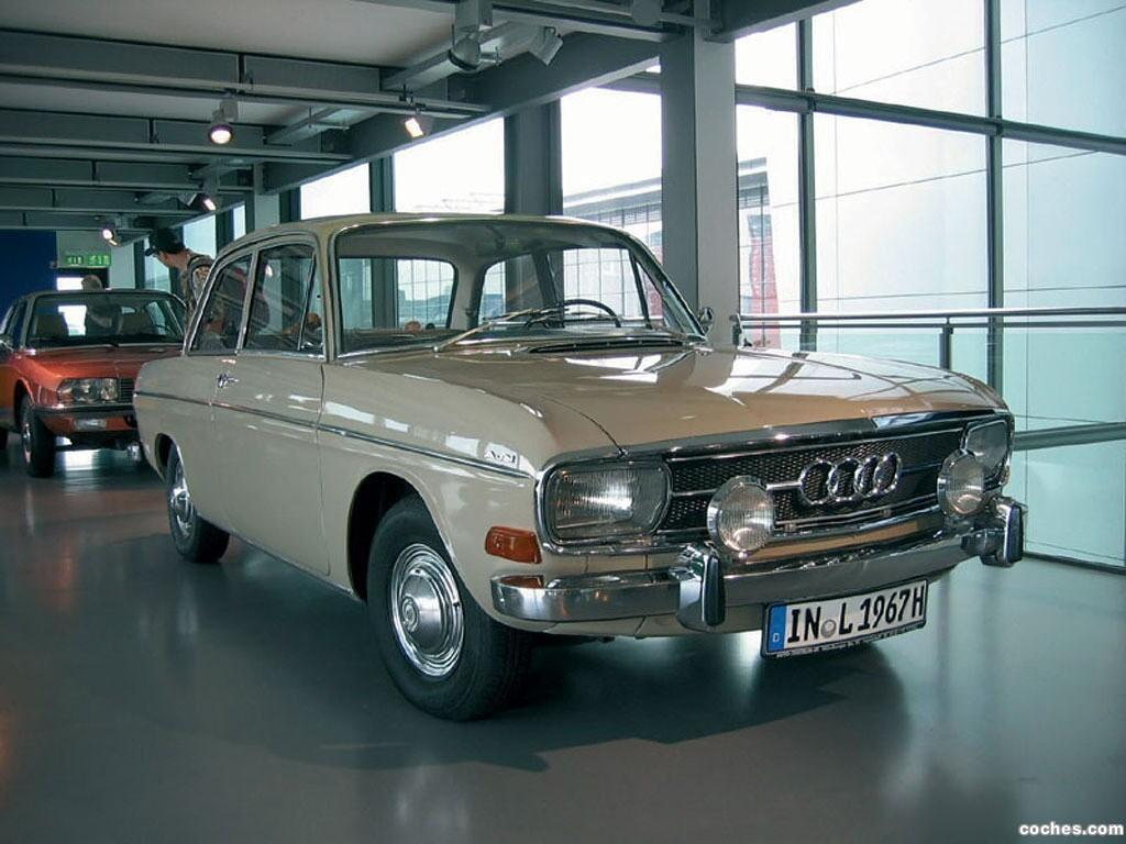 Foto 0 de Audi 60 2 door