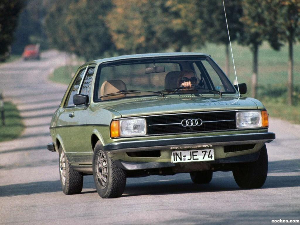 Foto 0 de Audi 80 1976