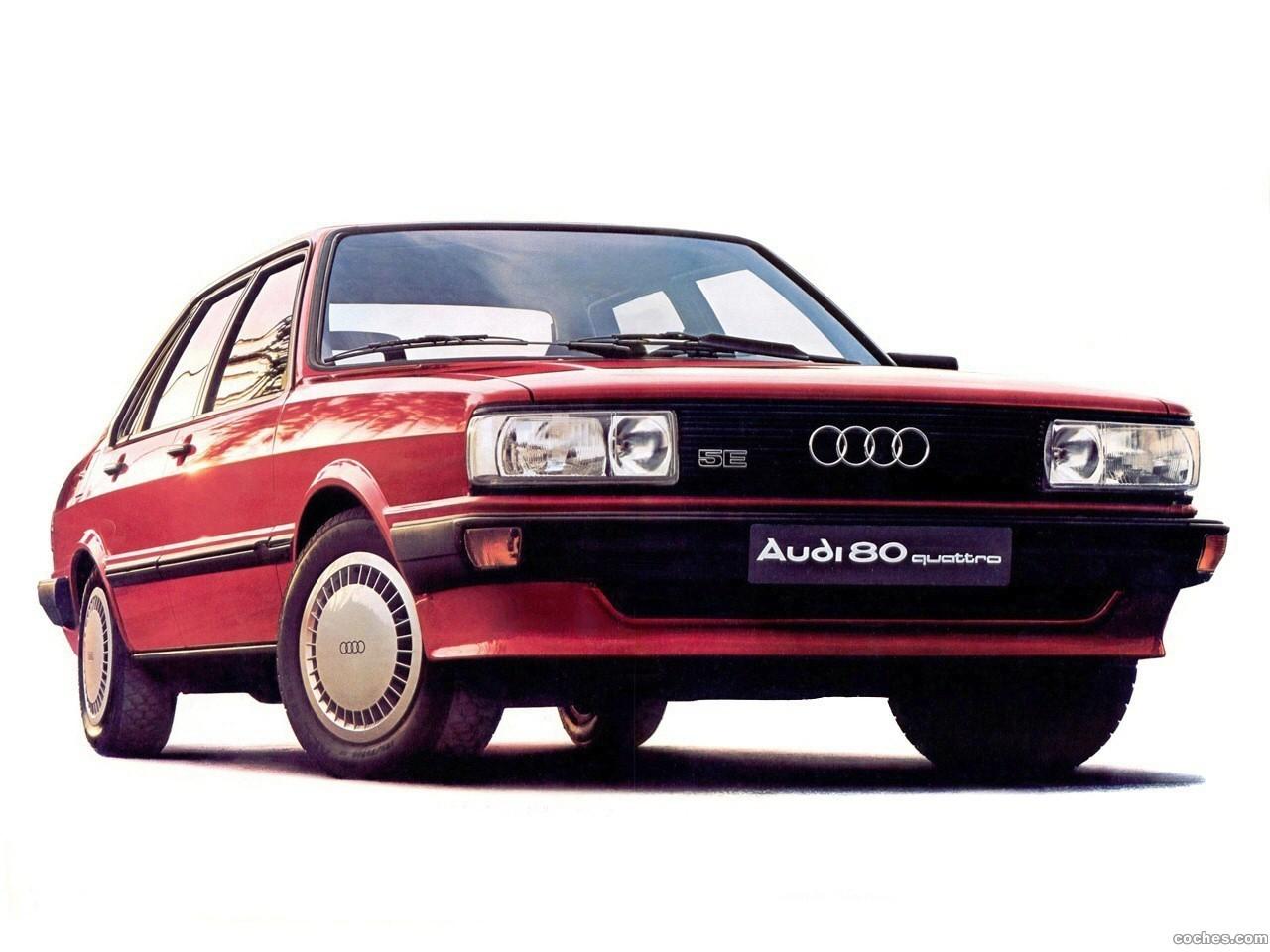 Foto 0 de Audi 80 1982
