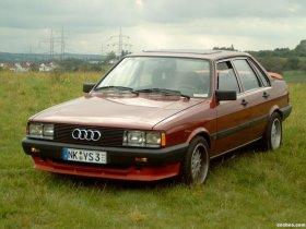 Ver foto 5 de Audi 80 1982