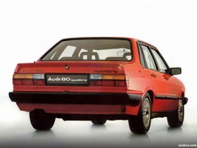 Ver foto 2 de Audi 80 1982