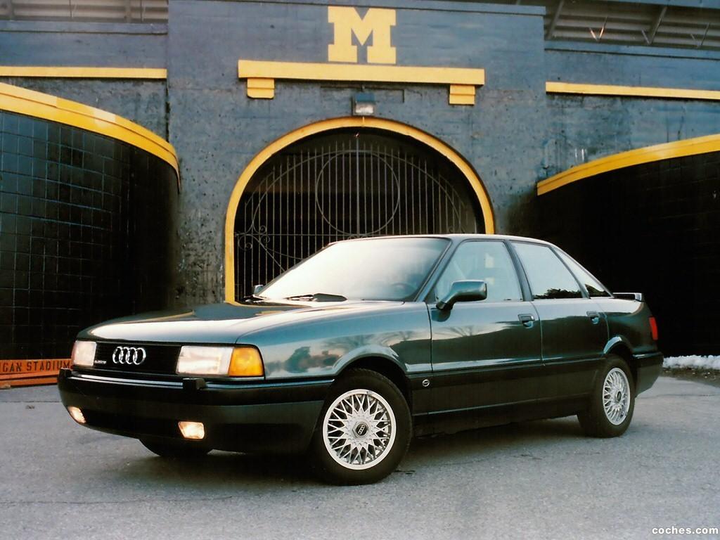 Foto 0 de Audi 80 1986
