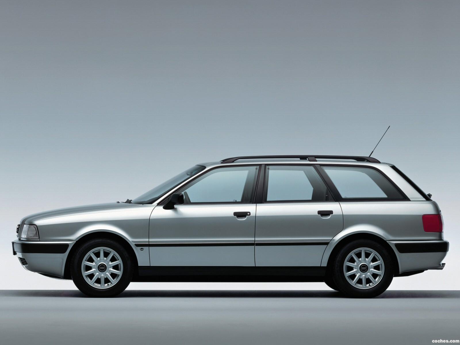 Foto 4 de Audi 80 1991