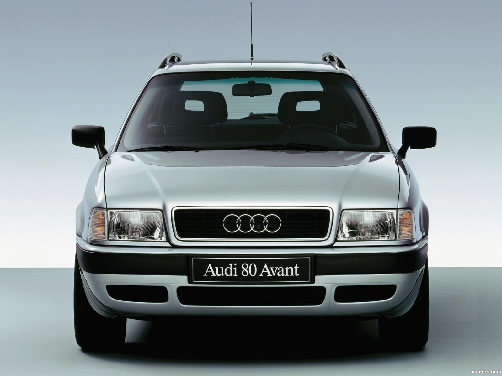 Foto 3 de Audi 80 1991