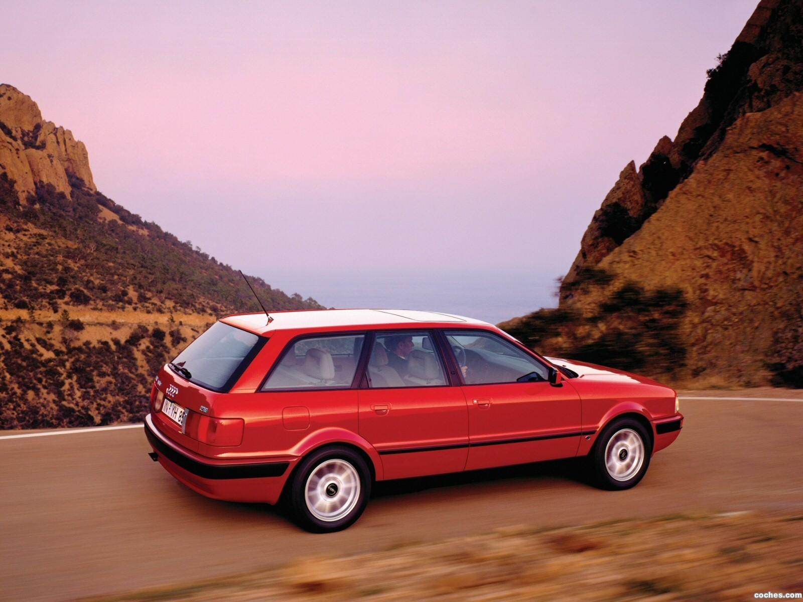 Foto 2 de Audi 80 1991